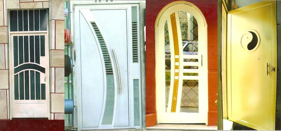 Precios puertas metalicas en calderon met licas sima for Puertas metalicas entrada principal